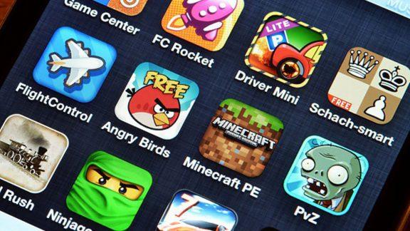 روند تغییر پرطرفدارترین بازی های گوشی