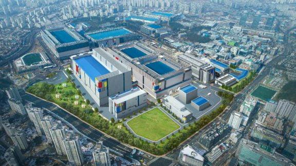 سومین کارخانه تولید تراشه سامسونگ