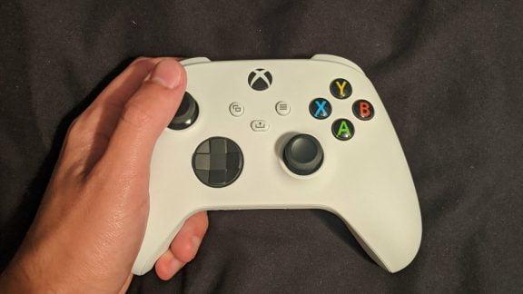 کنترلر Xbox Robot White