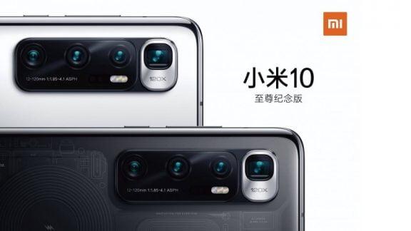 گوشی Mi 10 Ultra شیائومی