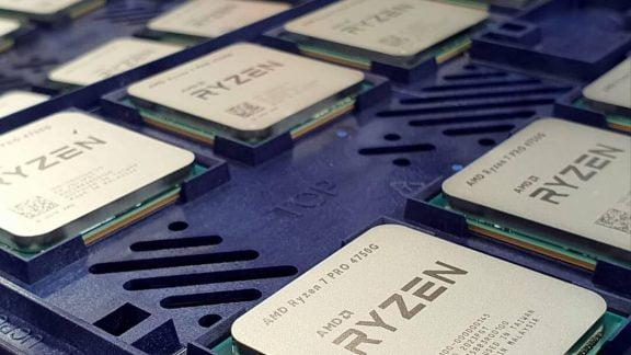 پردازندههای بدون باکس Ryzen 4000G
