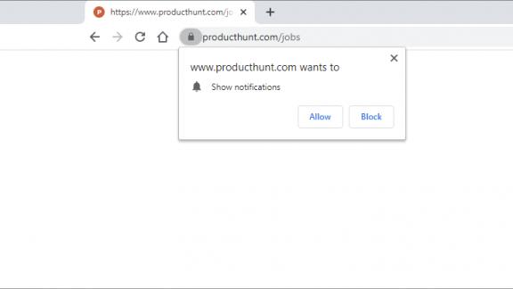 پیغام دریافت نوتیفیکشن در گوگل کروم