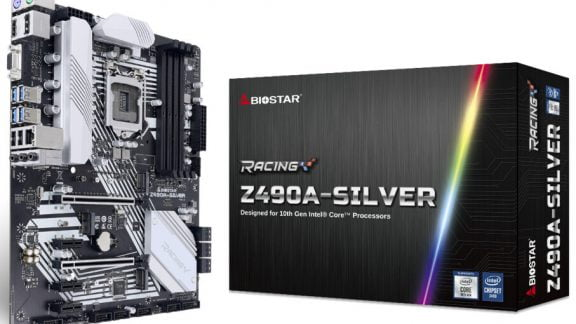 Racing Z490A SILVER