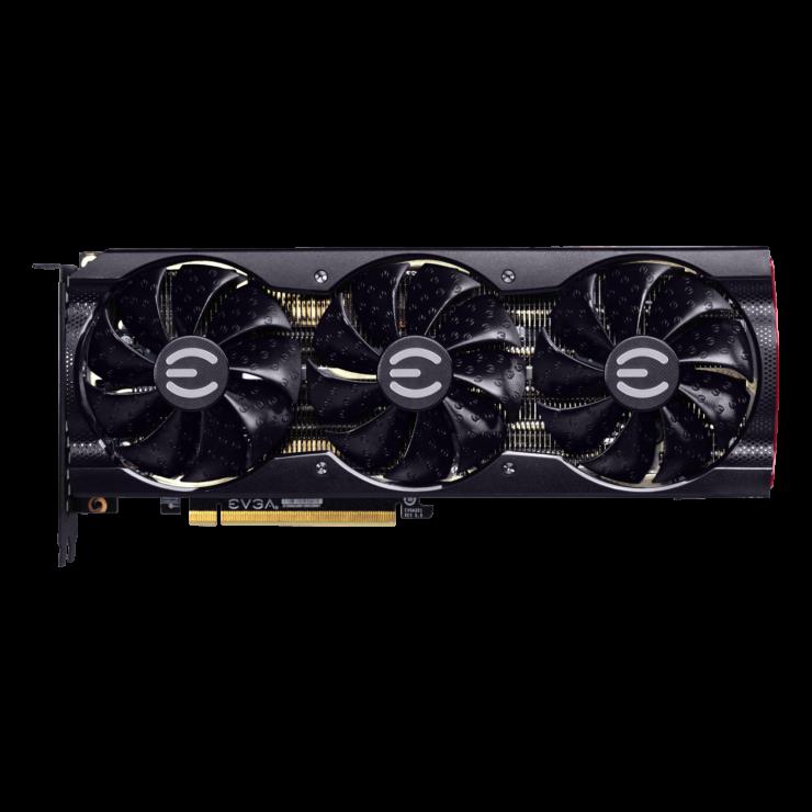 کارت گرافیک EVGA GeForce RTX 3070 XC3