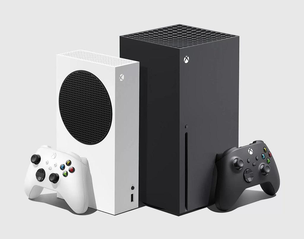 مقایسه مشخصات فنی Xbox سری S و X