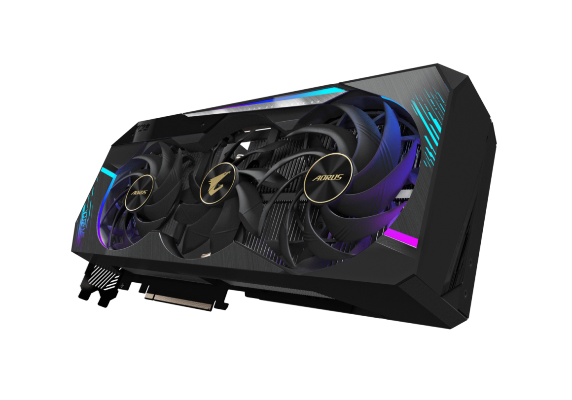 سری AORUS GeForce RTX 3080