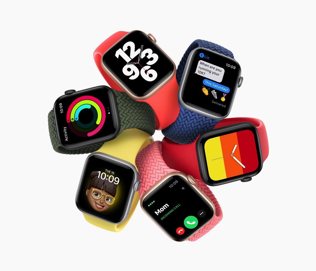 ساعت هوشمند Apple Watch SE