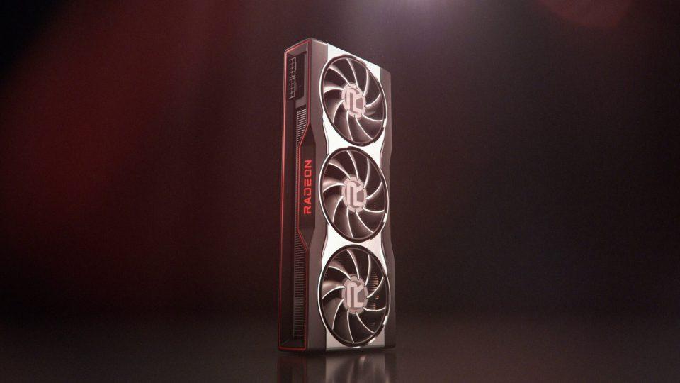 اولین تصویر گرافیک Radeon RX 6000
