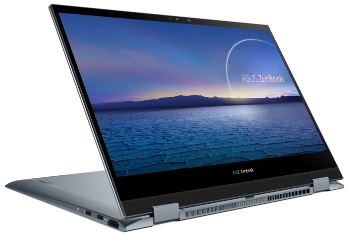 ZenBook Flip 13 لپتاپهای ایسوس با پردازندههای نسل 11 اینتل