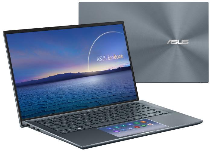 ZenBook 14 لپتاپهای ایسوس با پردازندههای نسل 11 اینتل
