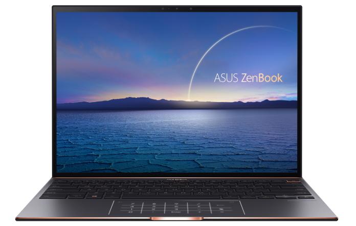 ZenBook S لپتاپهای ایسوس با پردازندههای نسل 11 اینتل