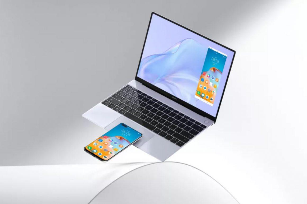 لپتاپ MateBook X هوآوی