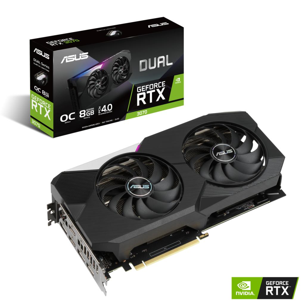 سری ASUS GeForce RTX 3070