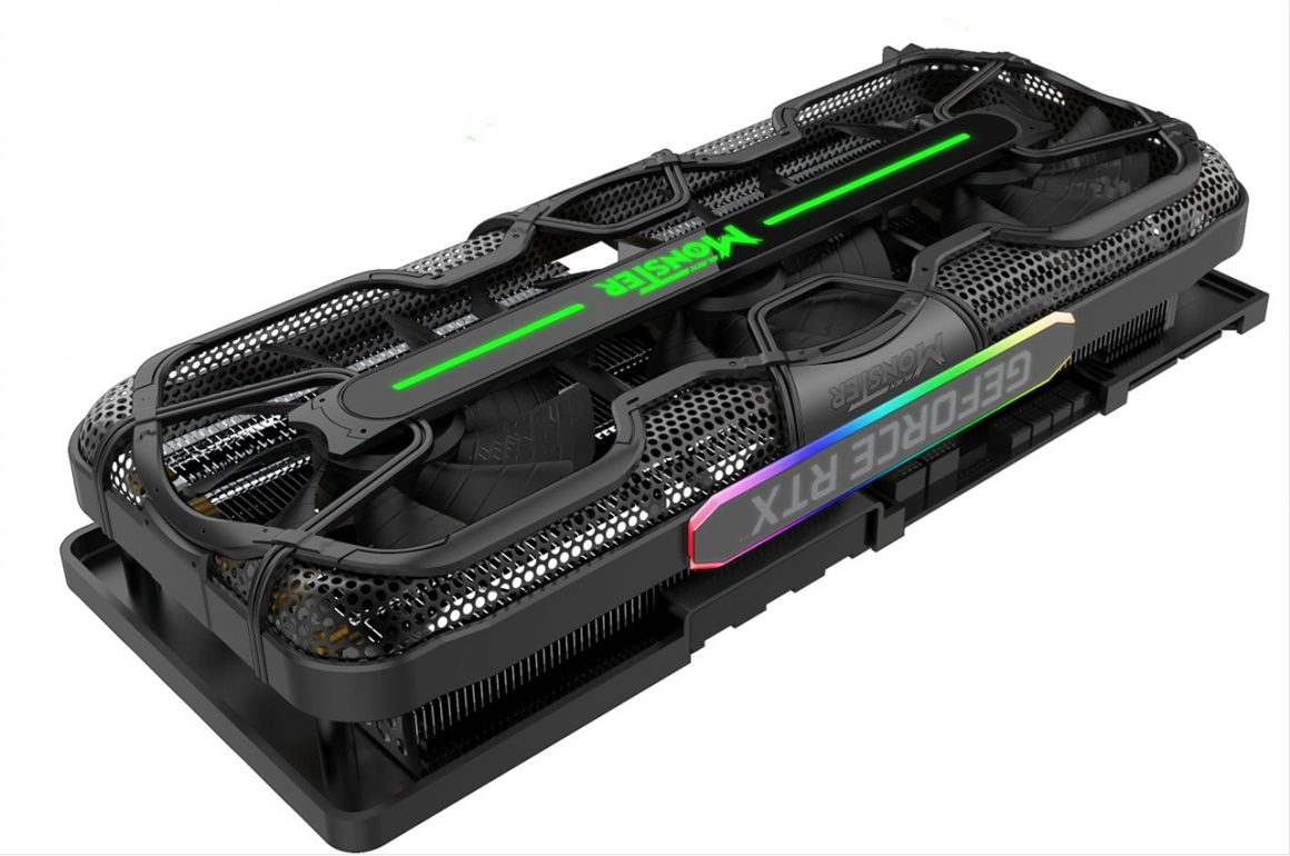 گرافیک Emtek GeForce RTX 3090 Black Monster