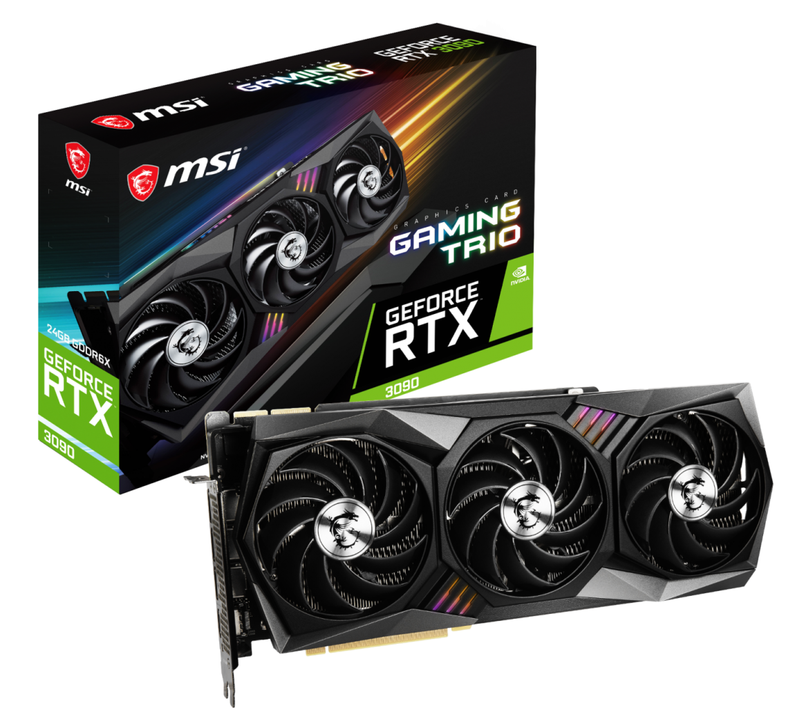 سری MSI GeForce RTX 3090