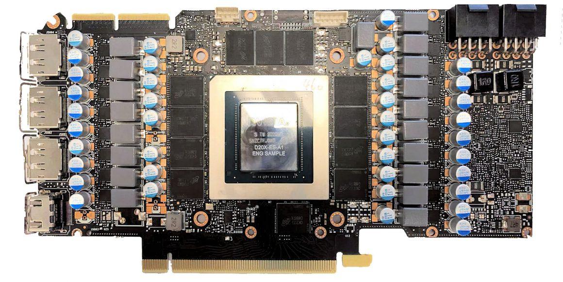 بُرد مرجع GeForce RTX 3090