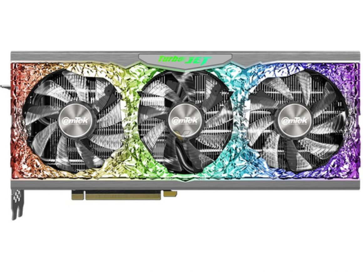 کارت گرافیک Xenon GeForce RTX 3090 Turbo Jet OC D6X 24GB