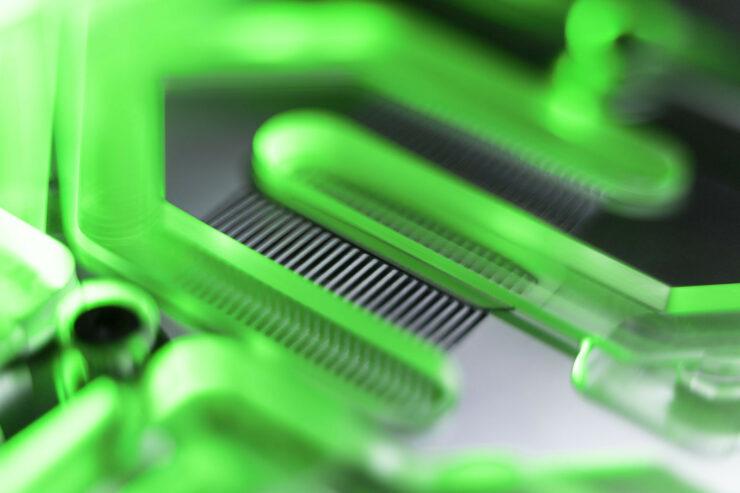 طراحی جت معرفی واتر بلاک EK-Quantum Vector