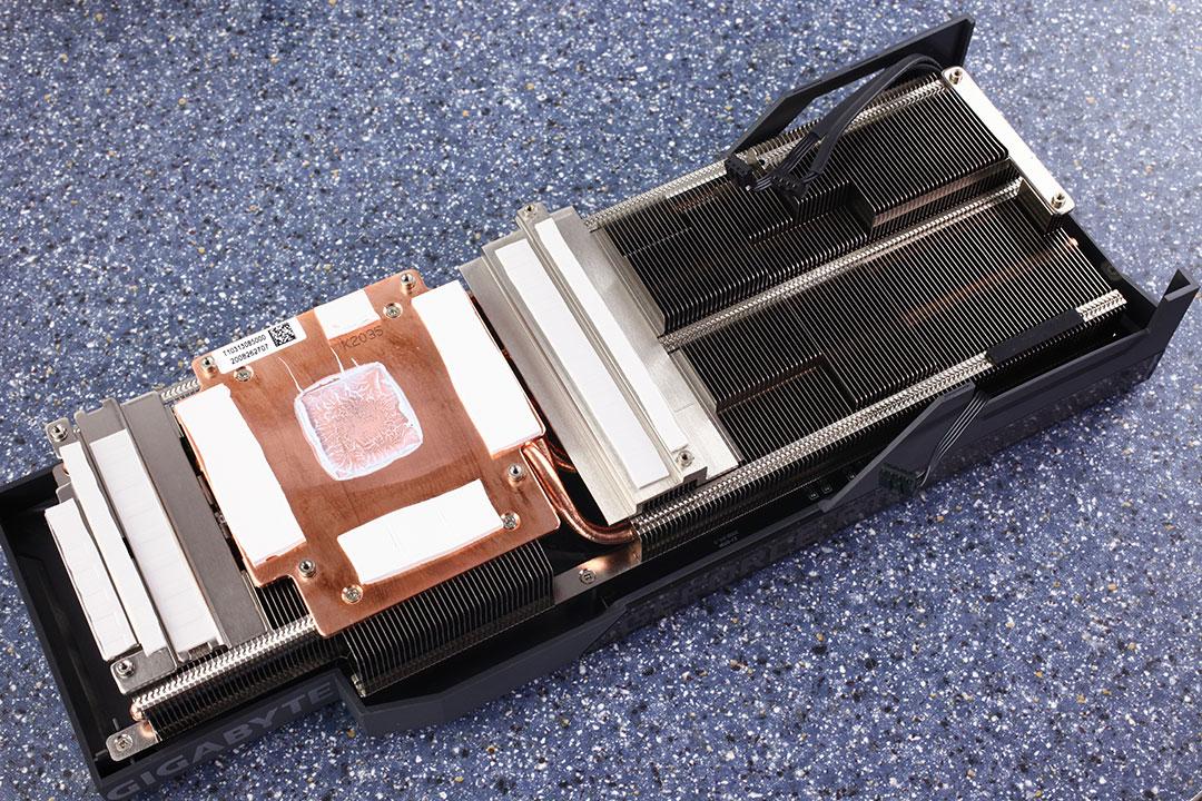 خنک کننده گرافیک Gigabyte RTX 3090 Eagle OC