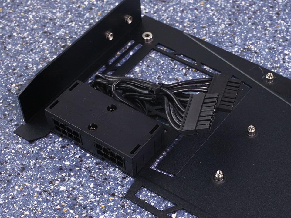 کانکتورهای برق گرافیک Gigabyte RTX 3090 Eagle OC