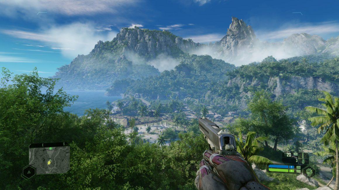 نسخه PC بازی Crysis Remastered