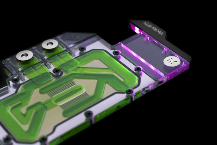 معرفی واتر بلاک EK-Quantum Vector برای برد مرجع RTX 30