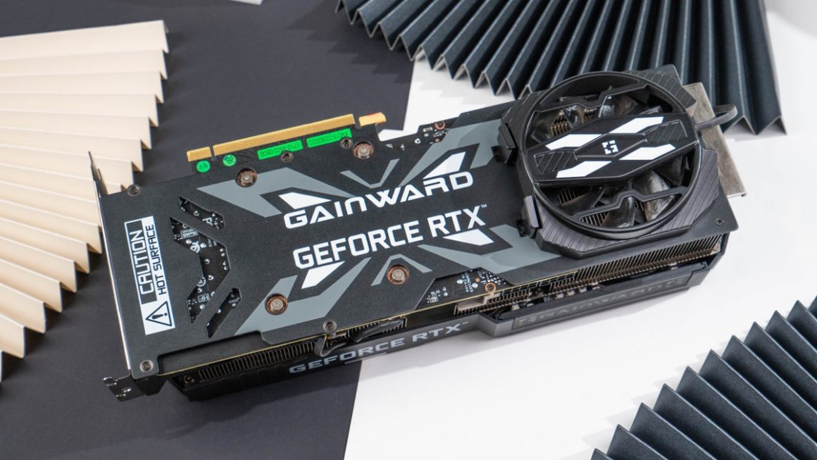 سری Gainward APAC GeForce RTX 30
