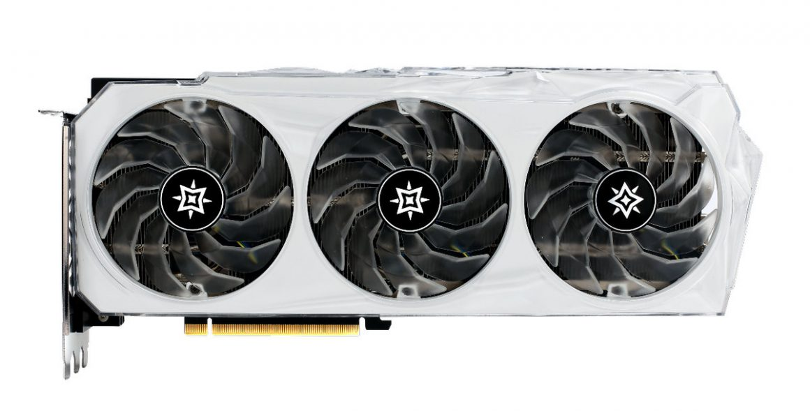 سری GALAX GeForce RTX 30