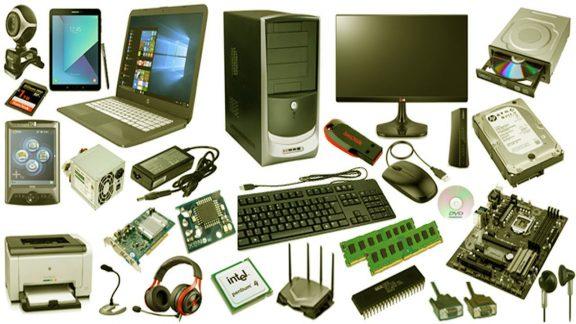 واردات کالاهای سخت افزاری