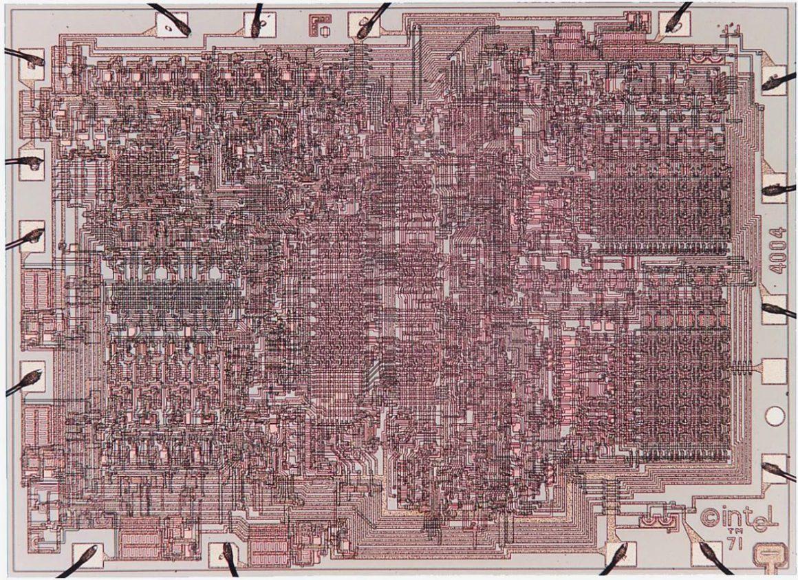 تاریخچه ریز پردازنده و کامپیوتر شخصی (قسمت اول) 12