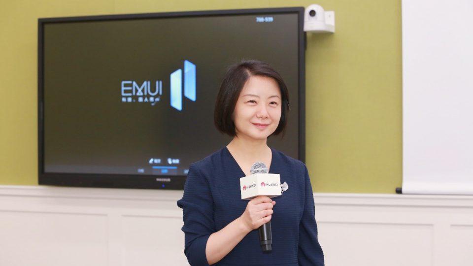 رابط کاربری EMUI 11 هوآوی