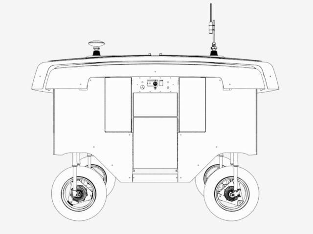 ربات کشاورز شرکت آلفابت 03