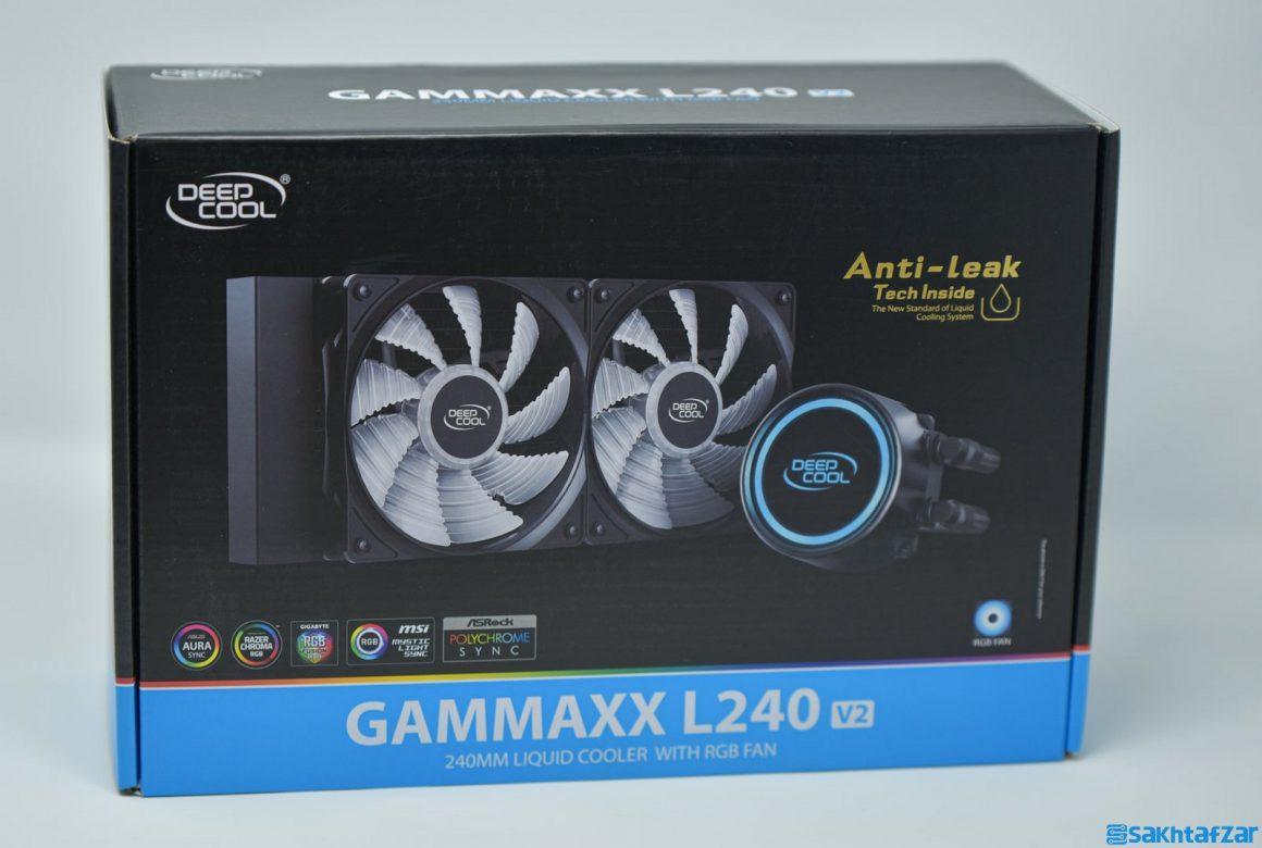 واترکولر DeepCool GAMMAXX L240 V2