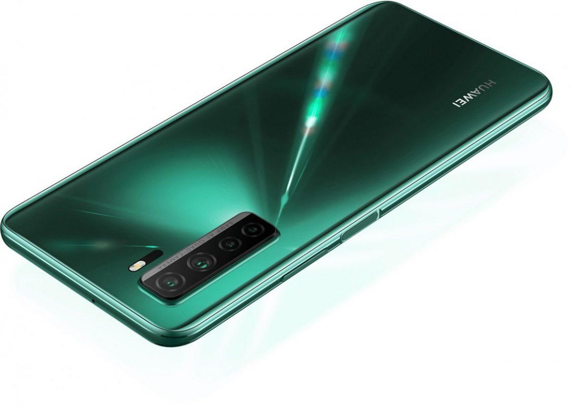 رنگ بندی گوشی Huawei nova 7 SE 5G Youth