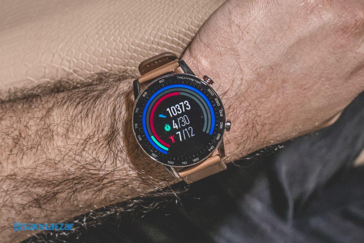 ساعت آنر Magic Watch 2 نسخه 46 میلیمتری