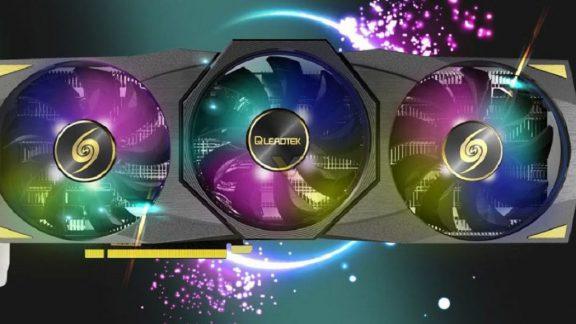 معرفی GeForce RTX 3090 WinFast Hurricane