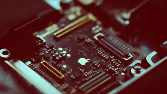 مک بوک جدید با پردازنده Apple Silicon