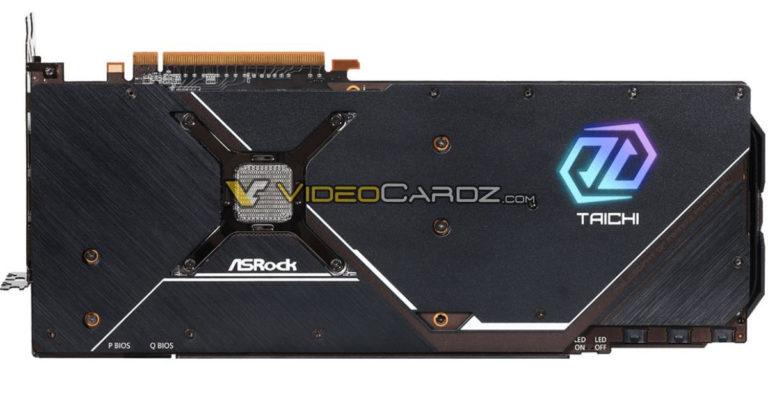 تصاویر ASROCK RX 6800 XT Taichi