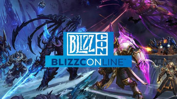 رویداد Blizzcon 2021