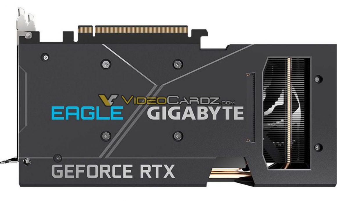گرافیک Gigabyte RTX 3060 Ti EAGLE