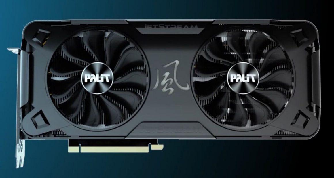 گرافیک Palit GeForce RTX 3070 JetStream