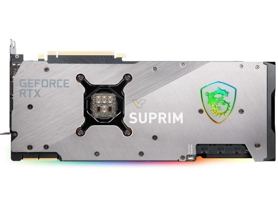 سری MSI RTX 30 SUPRIM