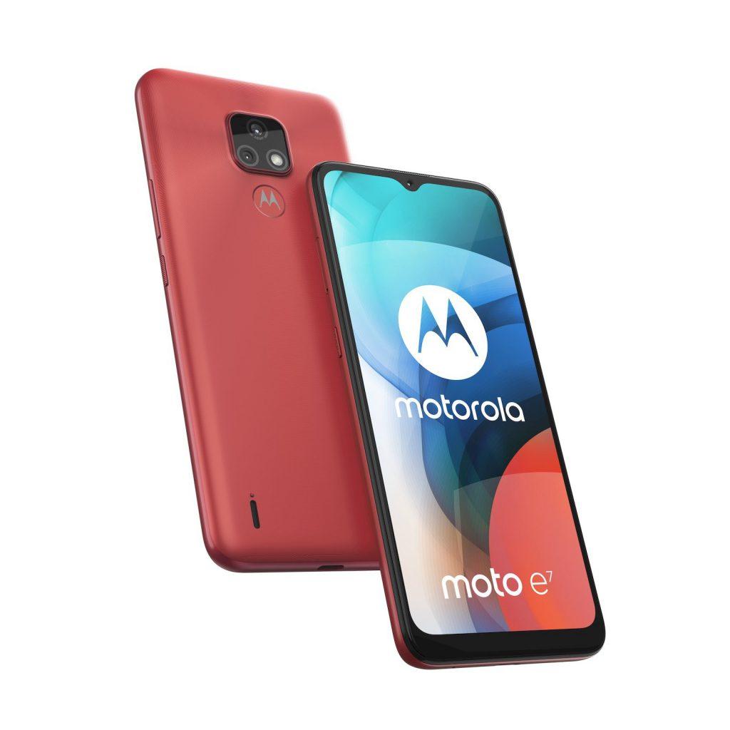 رنگبندی گوشی موتو E7 موتورولا
