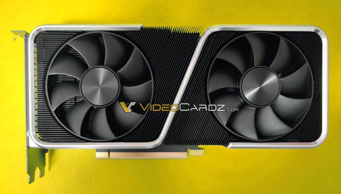 اولین تصاویر GeForce RTX 3060 Ti Founders Edition