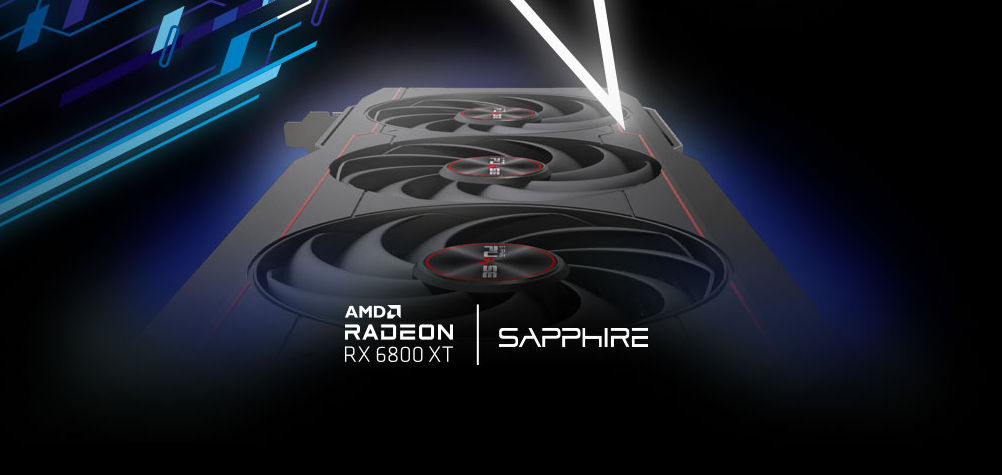 گرافیک Radeon RX 6800 XT Pulse