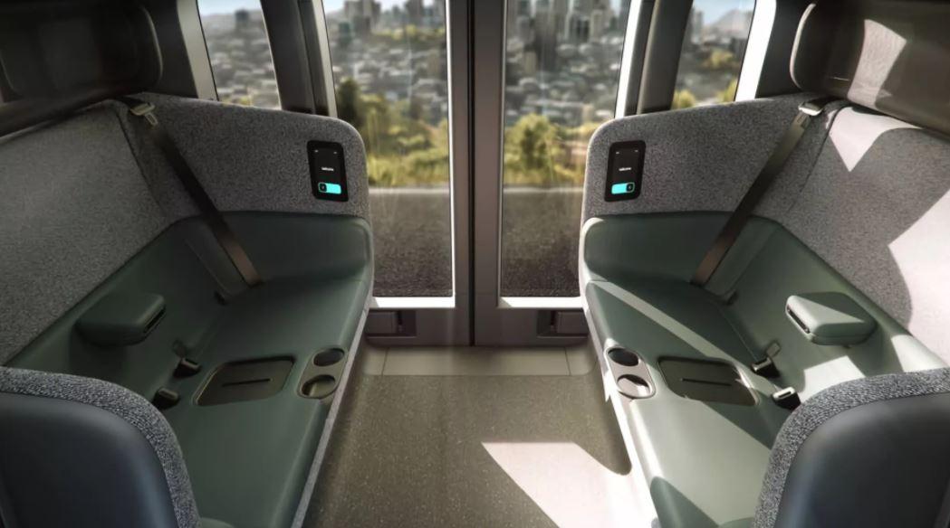 روبوتاکسی بدون راننده Zoox - سرویس حمل و نقل آینده  01