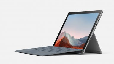 دستگاه Microsoft Surface Pro 7 Plus