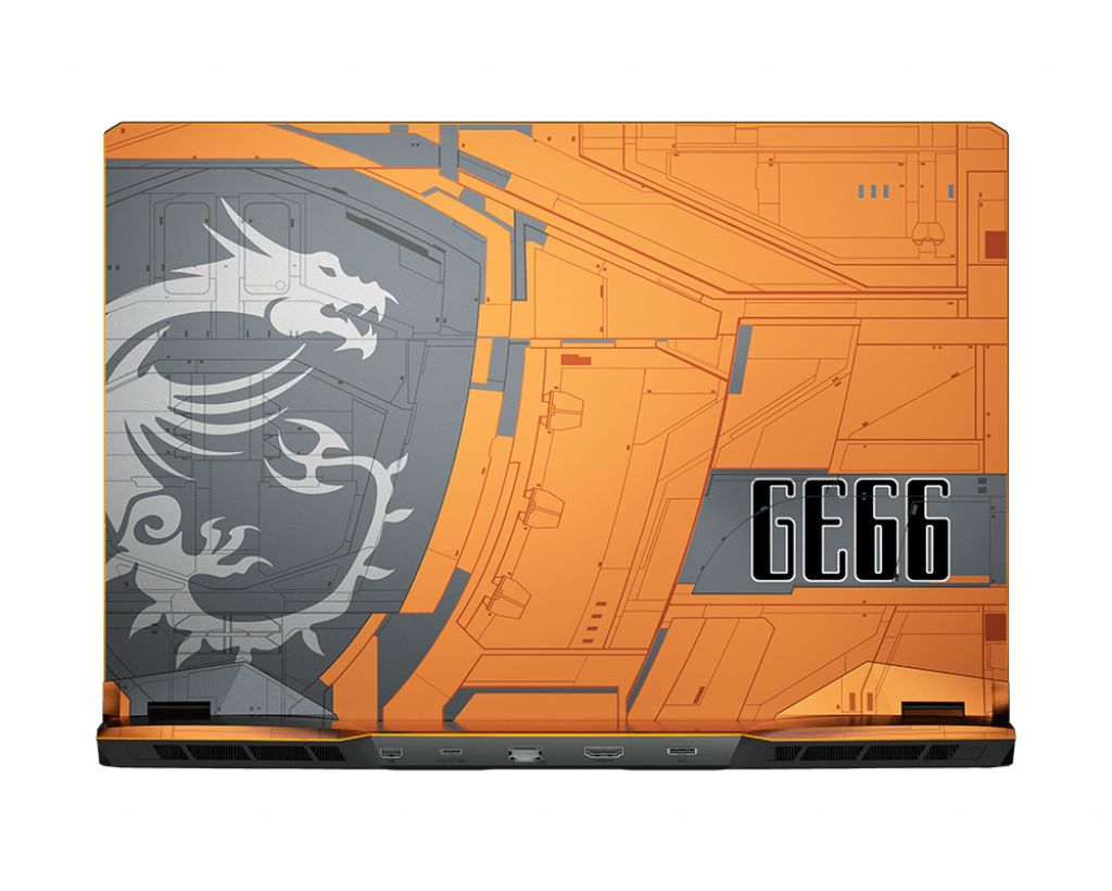 نوت بوک GE66 Raider Dragonshield Limited Edition