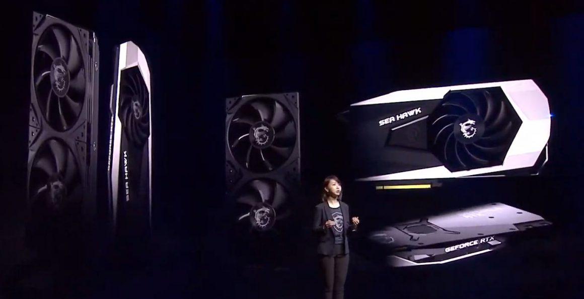 سری GeForce RTX 30 Sea Hawk