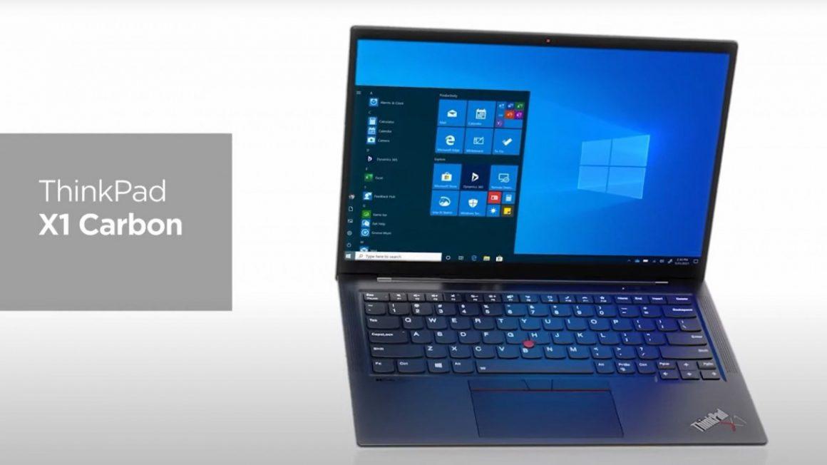 لپ تاپ ThinkPad X1 Carbon